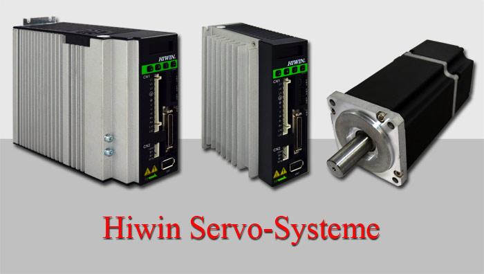 Hiwin Servo-System Servomotoren Bild